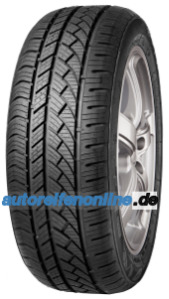All weather car tyres Green 4S Atlas