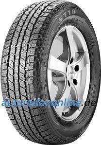 Ice-Plus S110 TU107 VW FOX Winter tyres