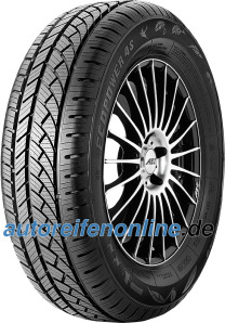 All weather car tyres Ecopower 4S Tristar