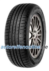 Reifen 205/50 R17 für SEAT Superia BLUEWIN UHP XL M+S SV134