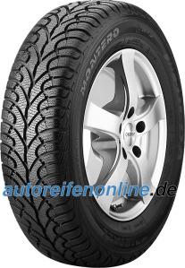 Kristall Montero Fulda tyres