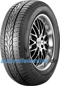 Fulda 205/60 R15 car tyres Carat Progresso EAN: 5452000353955