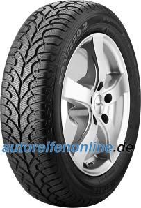 Kristall Montero 2 Fulda EAN:5452000362209 Transporterreifen 155/70 r13