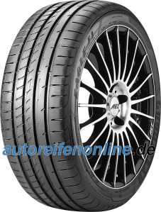 Eagle F1 Asymmetric Goodyear tyres
