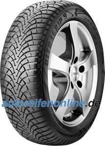 Goodyear 165/70 R14 car tyres UltraGrip 9 EAN: 5452000446602