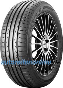 Dunlop 185/60 R15 car tyres Sport Bluresponse EAN: 5452000536976