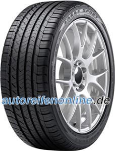 Goodyear Tyres for Car, Light trucks, SUV EAN:5452000582348