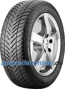 Tyres 195/55 R16 for NISSAN Goodyear Eagle UltraGrip GW-3 515402