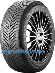 Goodyear 165/70 R14 car tyres Vector 4 Seasons EAN: 5452000872319