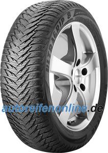 Reifen für Pkw Goodyear 195/65 R15 ULTRA GRIP 8 M+S 3 Winterreifen 5452001082830