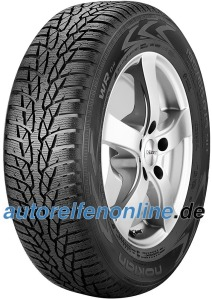 Nokian 185/65 R15 car tyres WR D4 EAN: 6419440136844
