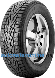 Nokian 205/50 R17 car tyres Hakkapeliitta 7 EAN: 6419440277462