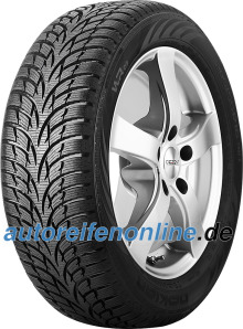 Winter tyres Nokian WR D3 EAN: 6419440281018