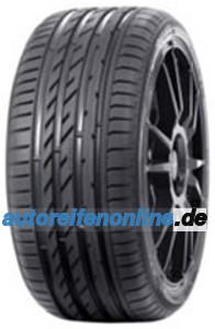 Tyres 225/55 ZR17 for CHEVROLET Nokian Hakka Black T428475
