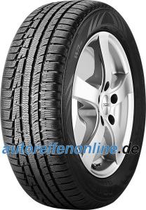 WR A3 RunFlat Nokian EAN:6419440290416 Pneu 205 45 R17