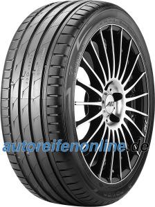 Tyres 225/55 ZR17 for CHEVROLET Nokian Z G2 T441502
