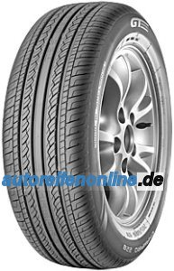 Tyres 185/55 R14 for PEUGEOT GT Radial CHAMPIRO 228 100A270