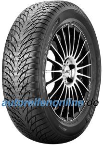 SW602 All Seasons 0756 NISSAN NV200 All season tyres