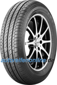 Tyres 165/80 R13 for VW Federal SS-657 126D3AJD