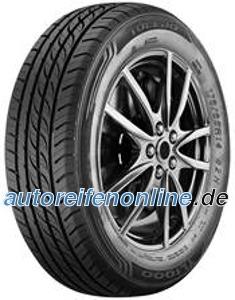 Toledo Tyres for Car, Light trucks, SUV EAN:6970318620112