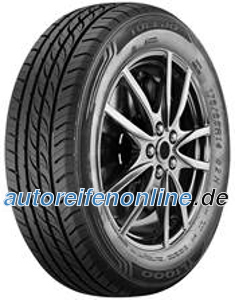 Toledo TL1000 6005201 car tyres