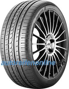 Pirelli 205/50 ZR17 Anvelope auto P Zero Rosso Asimmet