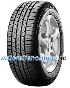 W 190 Snowsport Pirelli neumáticos