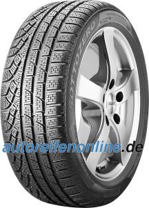 W240 Sottozero Pirelli pneumatici