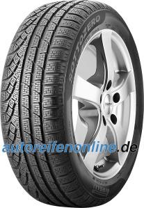 W 210 SottoZero S2 Pirelli tyres