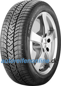 W190 Snowcontrol Ser Pirelli гуми