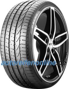 P Zero Silver Pirelli pneumatici