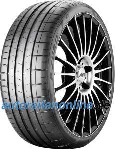 Pzero PZ4 Pirelli pneumatici