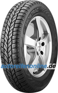Winter tyres Vredestein Snowtrac EAN: 8714692027338