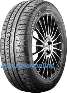 Vredestein 215/55 R16 car tyres Quatrac 3 EAN: 8714692187919
