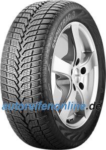 Snowtrac 3 Vredestein tyres