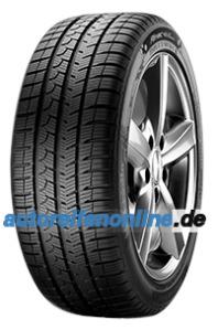 Alnac 4G ALL Season AL18565015HAA4A00 PEUGEOT 208 All season tyres