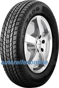 Tyres 165/70 R14 for NISSAN Kumho 7400 1816313
